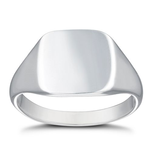 Silver 925 Plain Cushion Ring - Product number 3269892