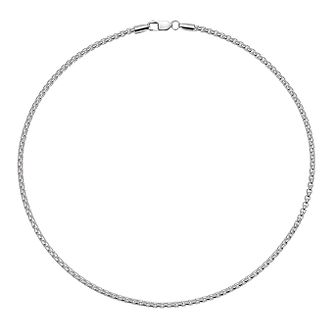 Silver 925 Fancy Belcher Chain Necklace - Product number 3271218