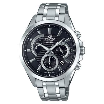 Casio Edifice Men's Stainless Steel Bracelet Watch - Product number 3272516