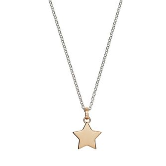 Emporio Armani Silver Astrology Star Pendant - Product number 3273423