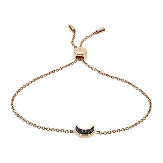 Emporio Armani Rose Gold tone Astrology Moon Bracelet - Product number 3273997
