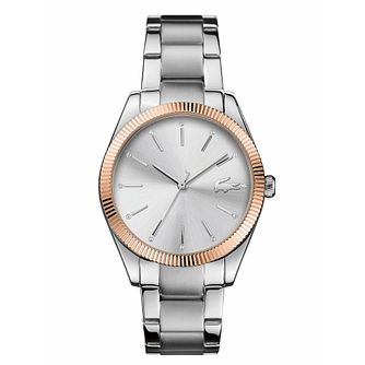 Lacoste Parisienne Ladies' Stainless Steel Bracelet Watch - Product number 3276406
