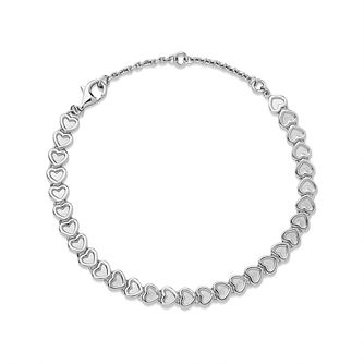 Links Of London Endless Hearts Silver Bracelet - Product number 3290301