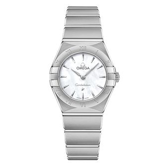 Ladies' Omega Constellation Manhattan 25mm - Product number 3306984