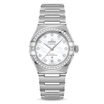 Ladies' Omega Constellation Manhattan 29mm - Product number 3307360