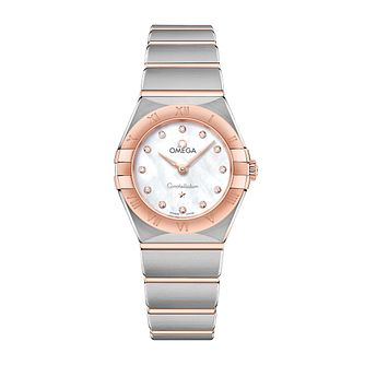 Ladies' Omega Constellation Manhattan 25mm - Product number 3307425
