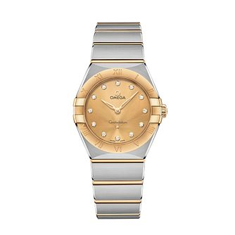 Ladies' Omega Constellation Manhattan 28mm - Product number 3307689
