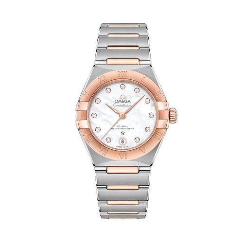 Ladies' Omega Constellation Manhattan 29mm - Product number 3307719