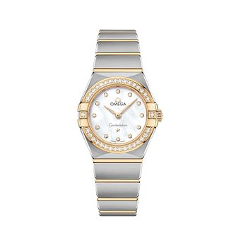bb88c862413 Ladies  Omega Constellation Manhattan 25mm - Product number 3307786