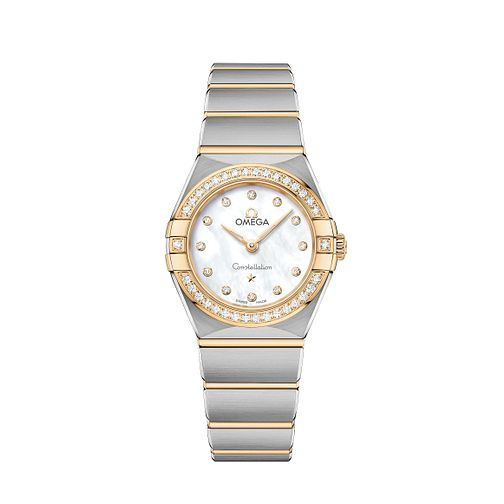 Ladies' Omega Constellation Manhattan 25mm - Product number 3307786