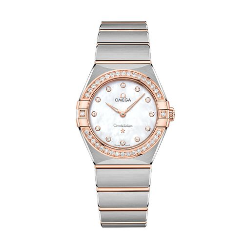 Ladies' Omega Constellation Manhattan 28mm - Product number 3308111