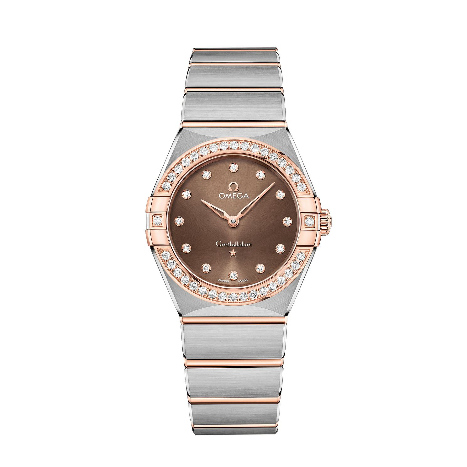 Ladies' Omega Constellation Manhattan 28Mm - Product number 3308138