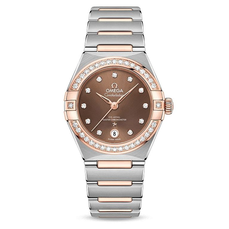 Ladies' Omega Constellation Manhattan 29mm - Product number 3308162