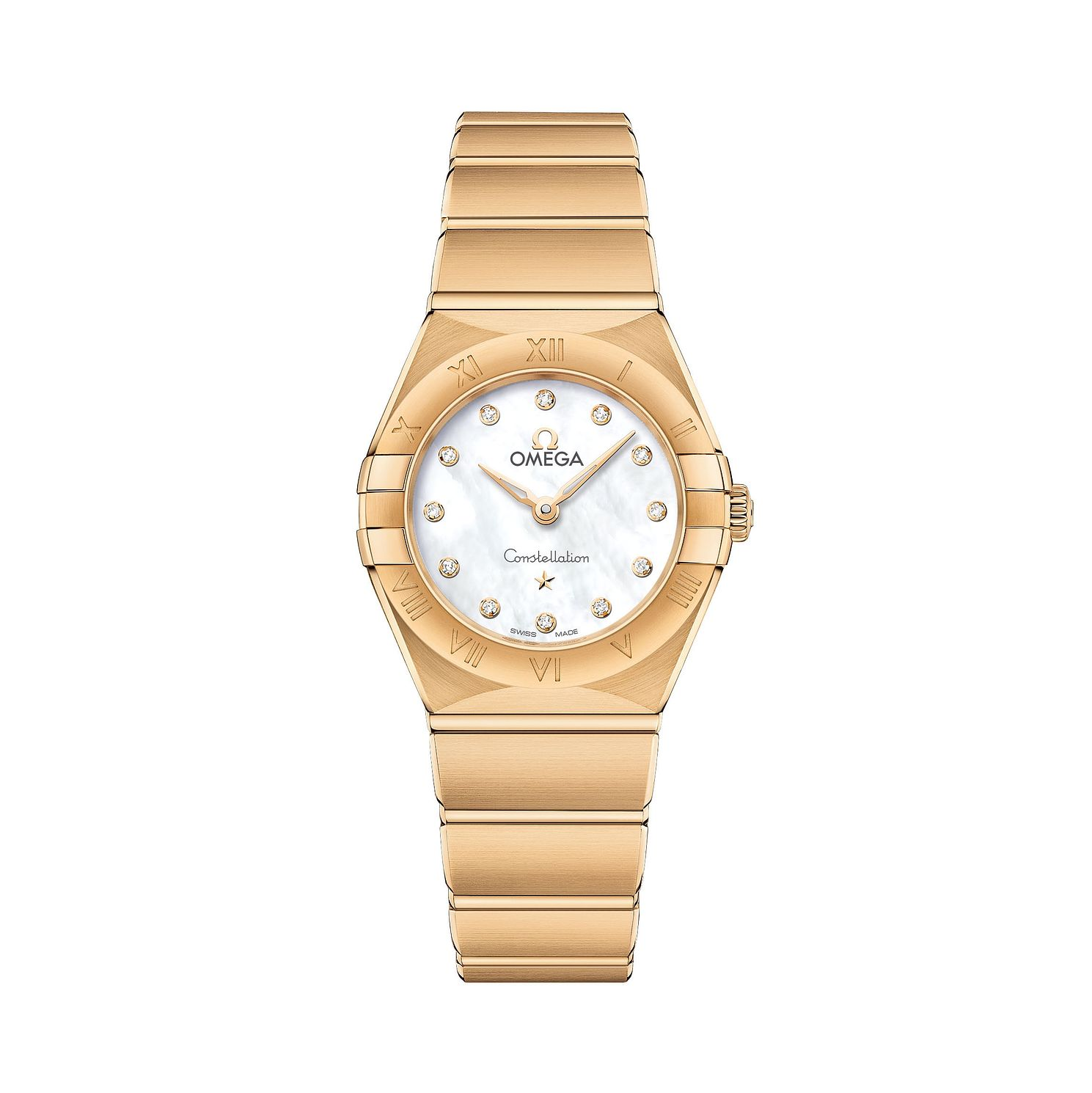 Ladies' Omega Constellation Manhattan 25mm - Product number 3308170