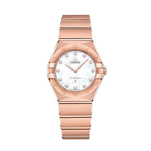 Ladies' Omega Constellation Manhattan 28mm - Product number 3308197