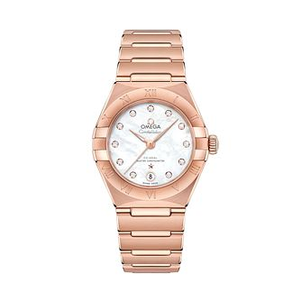 Ladies' Omega Constellation Manhattan 29mm - Product number 3308200