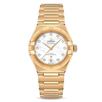 Ladies' Omega Constellation Manhattan 29mm - Product number 3308219