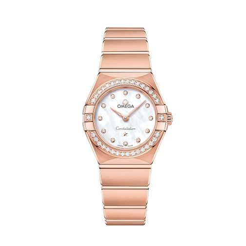 Ladies' Omega Constellation Manhattan 25mm - Product number 3308235