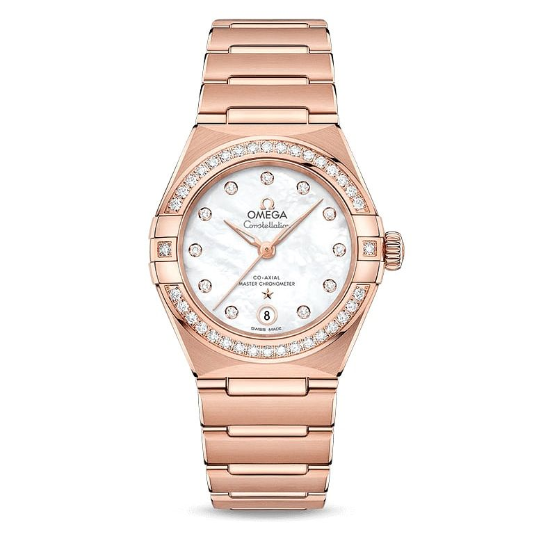 Ladies' Omega Constellation Manhattan 29mm - Product number 3309193