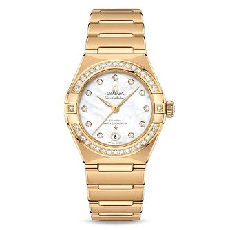 Ladies' Omega Constellation Manhattan 29mm - Product number 3309223