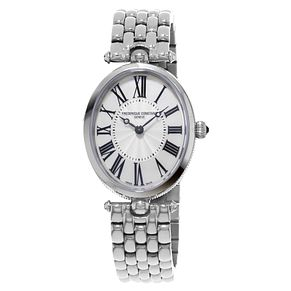 Frederique Constant Art Deco Ladies' Stainless Steel Watch - Product number 3320979
