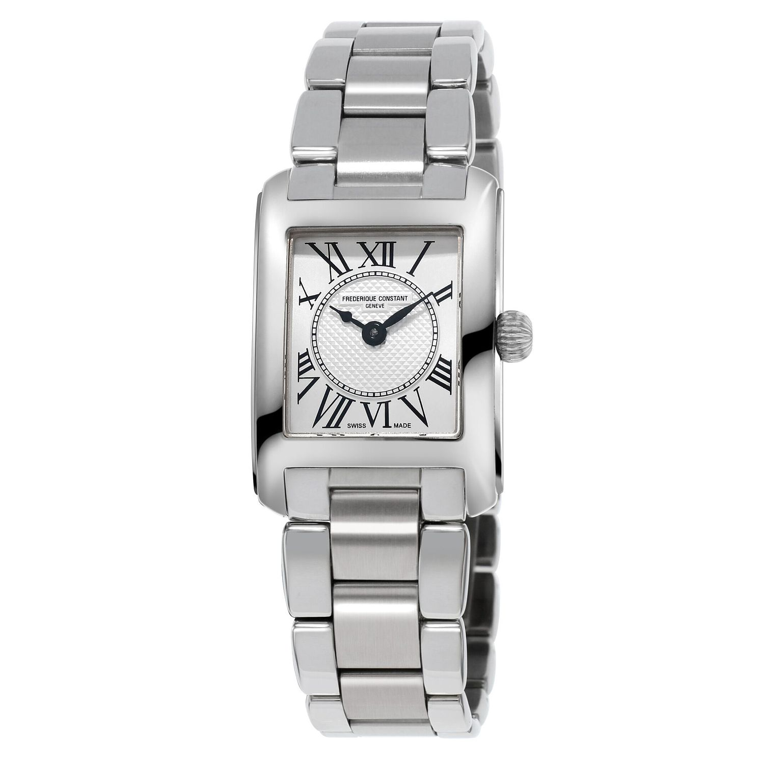 Frederique Constant Carree Ladies' Stainless Steel Watch - Product number 3321797