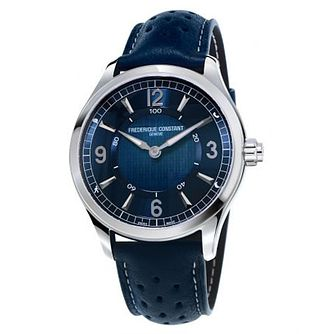 Frederique Constant Men's Blue Horological Smartwatch - Product number 3322483