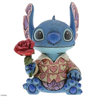 Disney Traditions Clueless Casanova Stitch Figurine - Product number 3341003