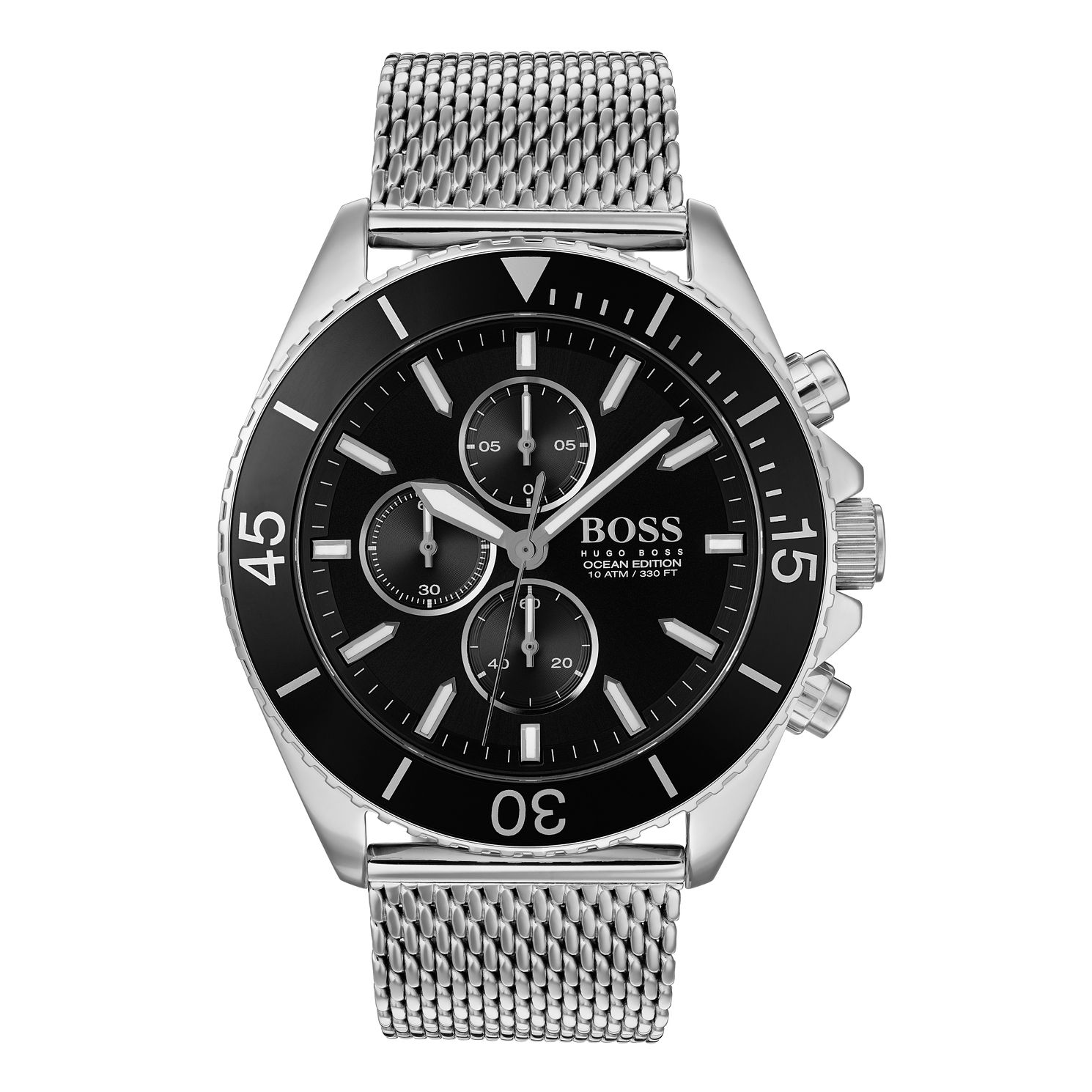 BOSS Ocean Edition Men's Stainless Steel Bracelet Watch - Product number 3341976