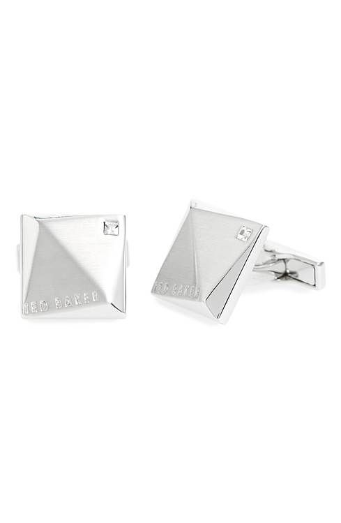 Ted Baker Braile Men's Crystal Corner Cufflinks - Product number 3372243