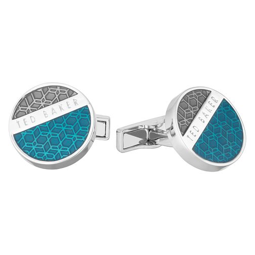 Ted Baker Fans Men's Brass Cufflinks - Product number 3372421