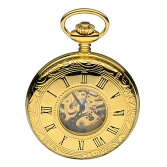Skeleton Pocket Watch - Product number 3374459