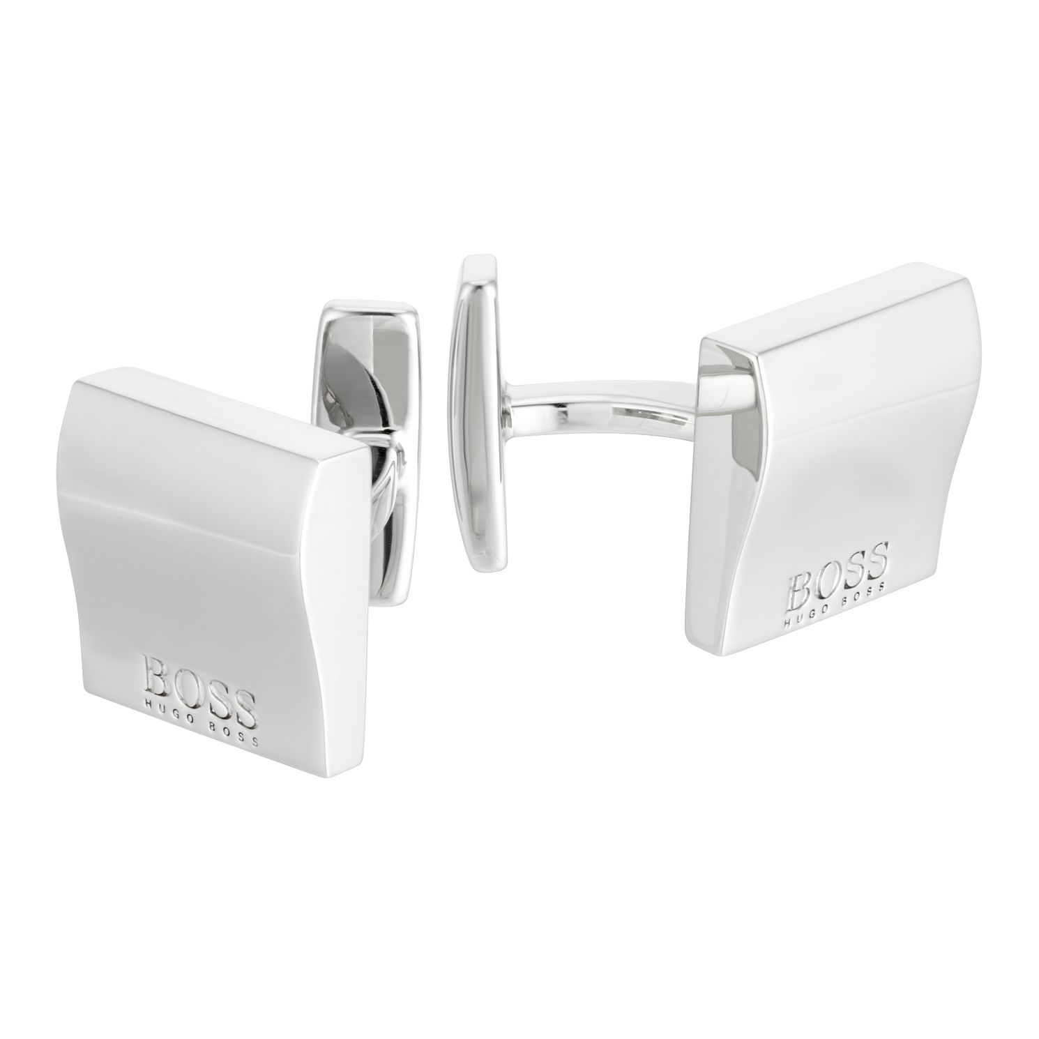 BOSS Wave Men's Square Cufflinks - Product number 3394298
