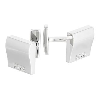 Hugo Boss Wave Men's Square Cufflinks - Product number 3394298