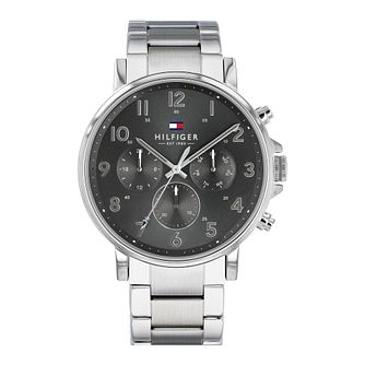 Tommy Hilfiger Daniel Men's Stainless Steel Bracelet Watch - Product number 3395421
