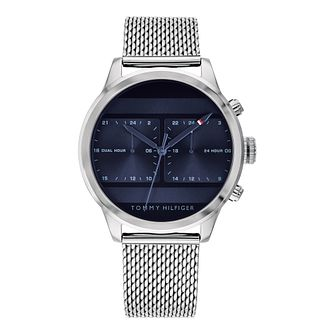 Tommy Hilfiger Icon Men's Stainless Steel Bracelet Watch - Product number 3395650