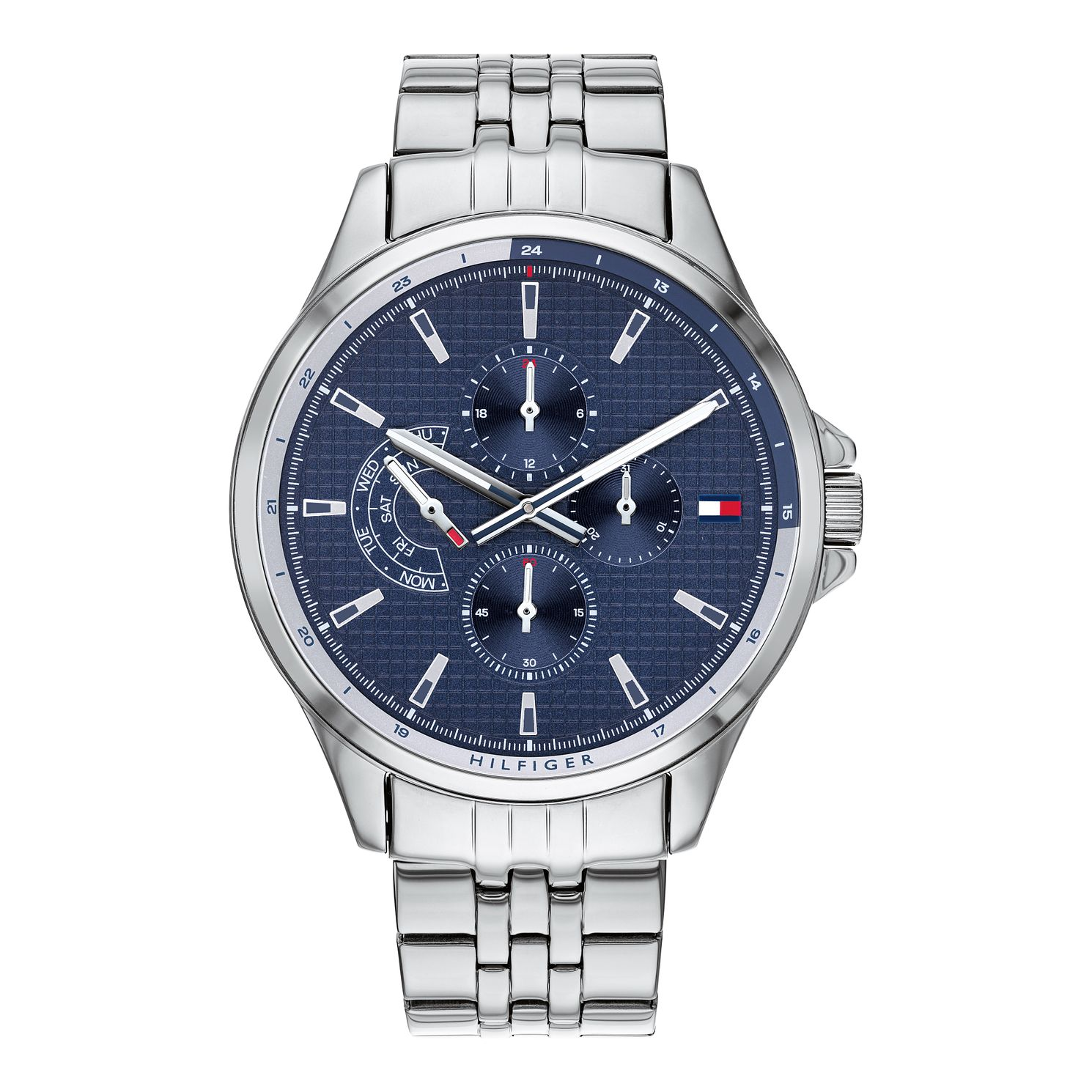 Tommy Hilfiger Shawn Men's Stainless Steel Bracelet Watch - Product number 3395812