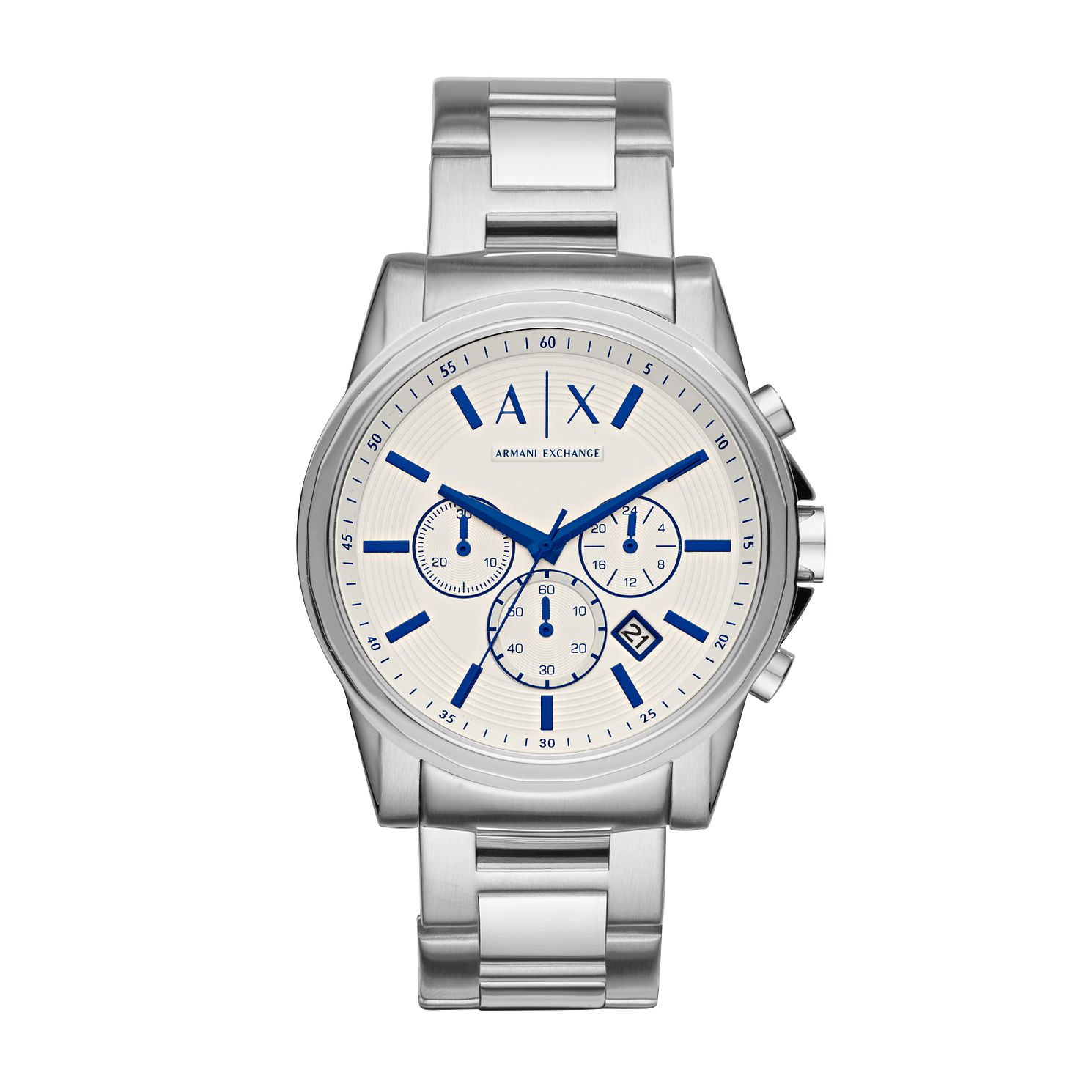 Armani Exchange Men's Stainless Steel Bracelet Watch - Product number 3395952