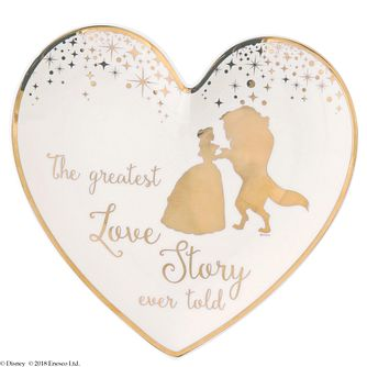 Disney Enchanting Bridal Belle Ring Dish - Product number 3397092