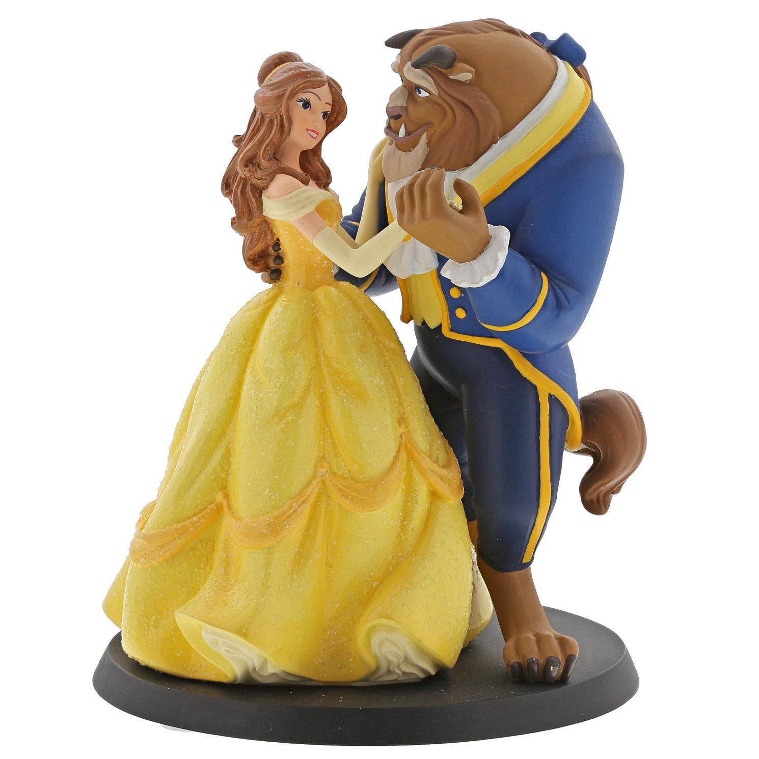 Disney Enchanting Bridal Belle Cake Topper - Product number 3397106