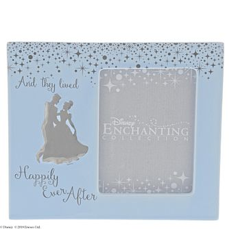 Disney Enchanting Bridal Cinderella Photograph Frame - Product number 3397114