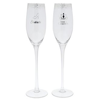 Disney Enchanting Bridal Cinderella Toast Glasses - Product number 3397122