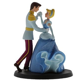 Disney Enchanting Bridal Cinderella Cake Topper - Product number 3397149