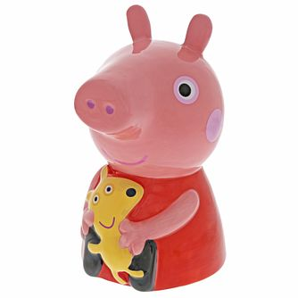 Peppa Pig Ceramic Money Box - Product number 3397335