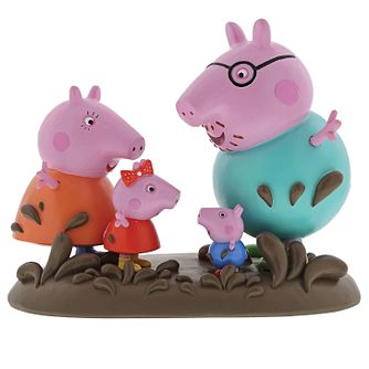 Peppa Pig Anniversary Family Figurine - Product number 3397785