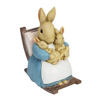 Peter Rabbit Mrs Rabbit Moneybank - Product number 3398188