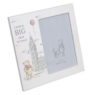 Disney Christopher Robin Little Big Deal Photograph Frame - Product number 3398404