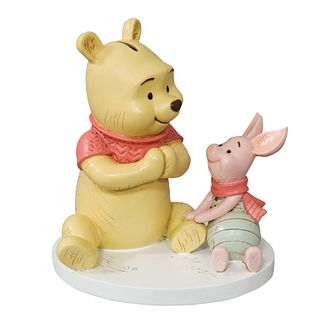 Disney Christopher Robin Winnie The Pooh & Piglet Money Bank - Product number 3398420