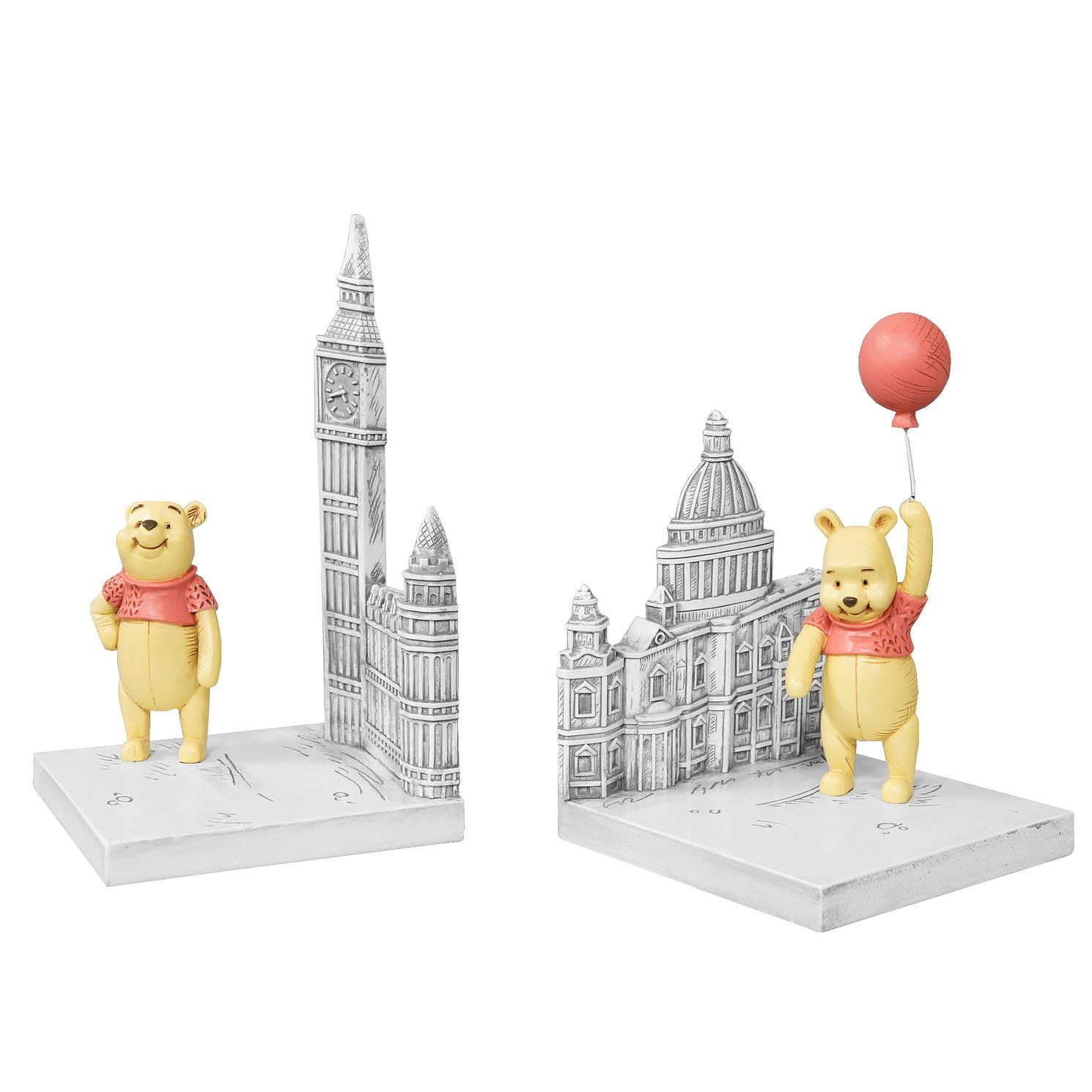 Disney Christopher Robin Winnie The Pooh Bookends - Product number 3398447