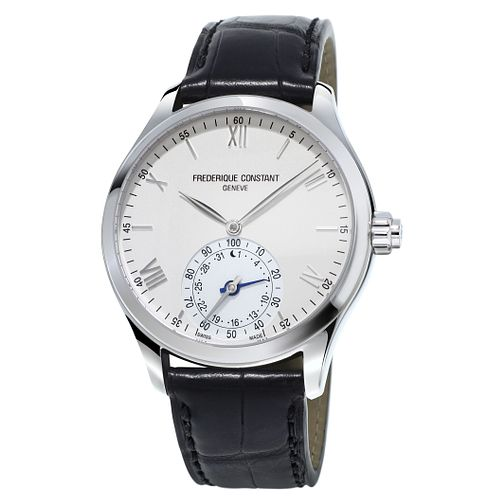 Frederique Constant Men's Stainless Steel Smartwatch - Product number 3417859